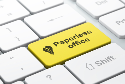 5 Reasons To Migrate To A Paperless Office