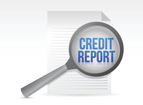 Business credit report analysis