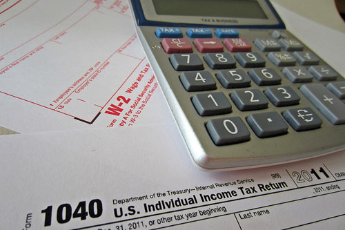 Payroll and tax forms