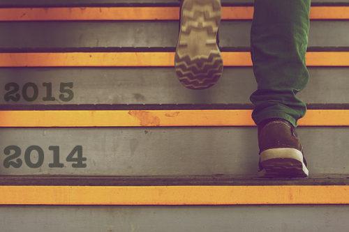 Climbing the success ladder