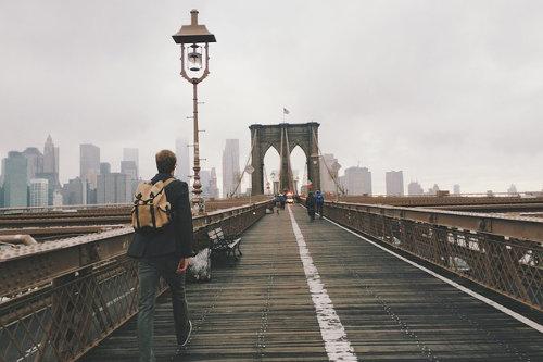 business trip to Brooklyn