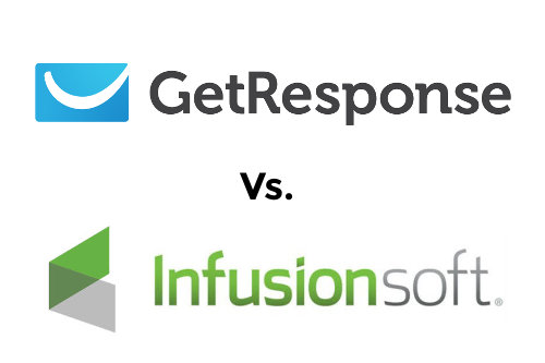 Marketing automation tool: GetResponse vs. Infusionsoft