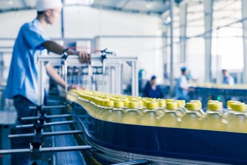 Bottling company