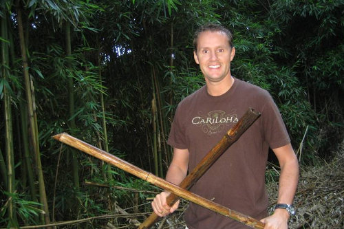 Jeff Pedersen, CEO/Founder Cariloha