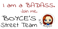 Join Boyce's Street Team