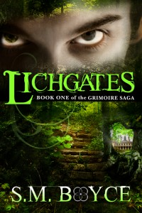 Lichgates (Grimoire Saga #1)