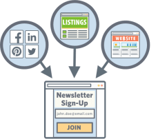 The Newsletter Effect on Social Media and Email Marketing