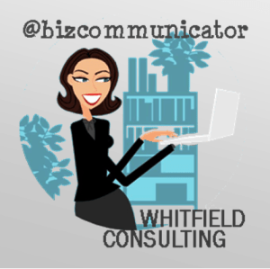 Whitfield Consulting, @bizcomunicator