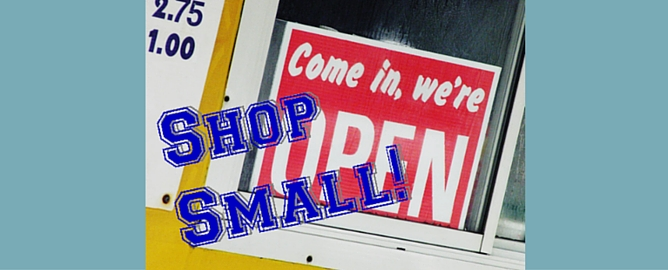 Shopping Small is Shopping Wise for Busy Entrepreneurs