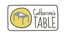 CATHERINE'S TABLE LOGO