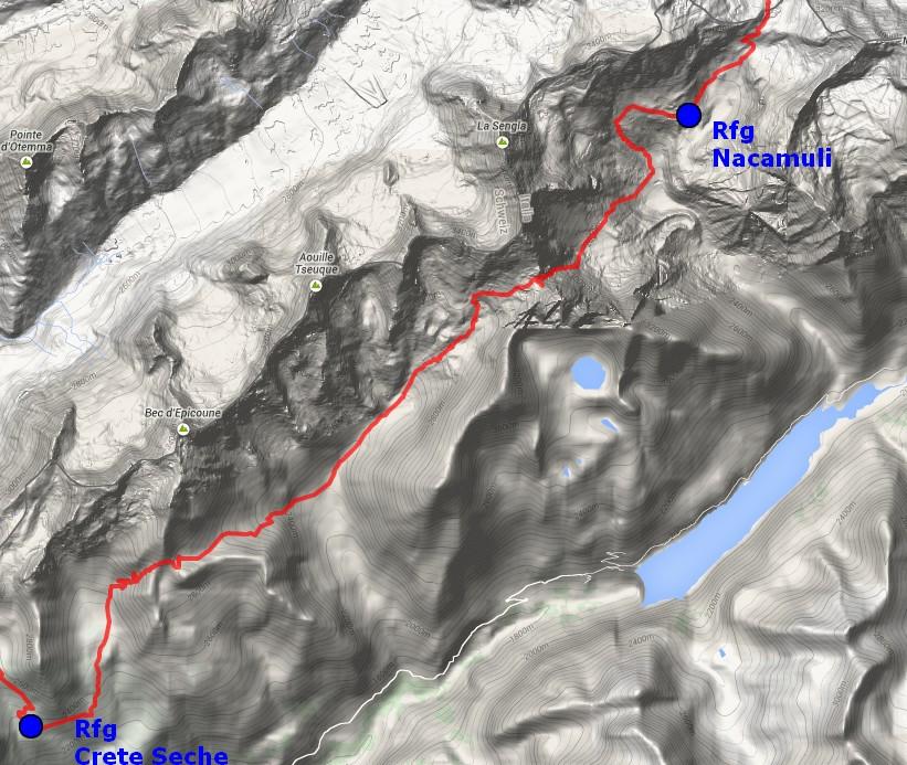 Zermatt Etape 3