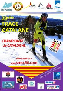 Affiche Trace Catalane 2016 -A4 - FFME