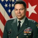 Lieutenant General Colin L. Powell, USA (uncovered)
