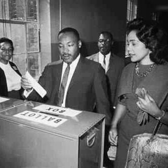 MLK voting