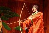 Utsubozaru (The Monkey-Bow Quiver)
