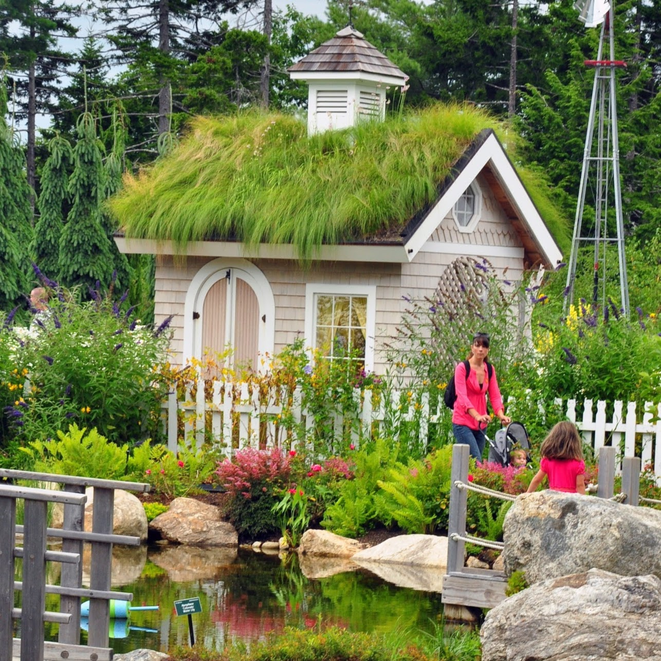 We Will Be Holding A Field Trip To Coastal Maine Botanical Gardens In  Boothbay, Maine On Saturday July 30. We Are Signed Up For A Group Tour With  A Docent ...