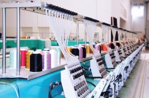 Industrial Yarn Tension Application