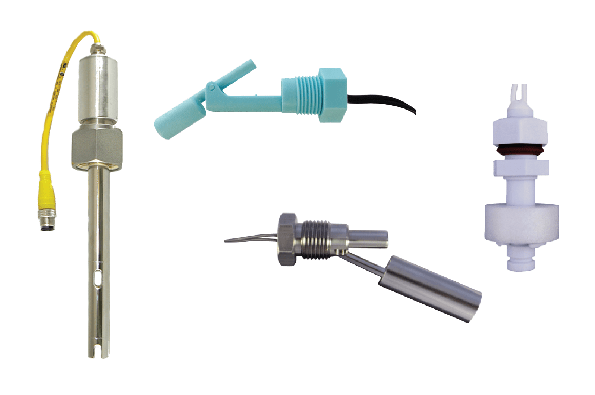 Custom Liquid Level Sensors