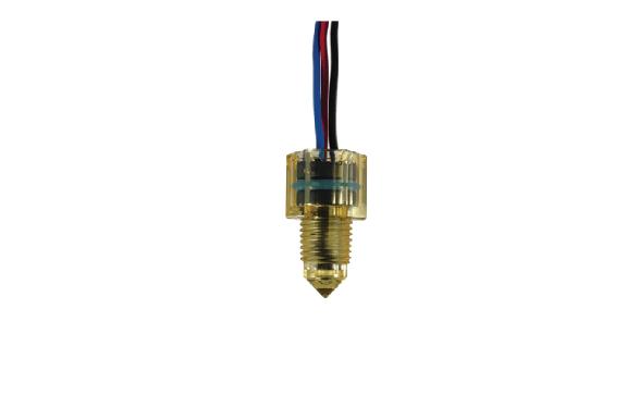 plastic ultrasonic optical sensor