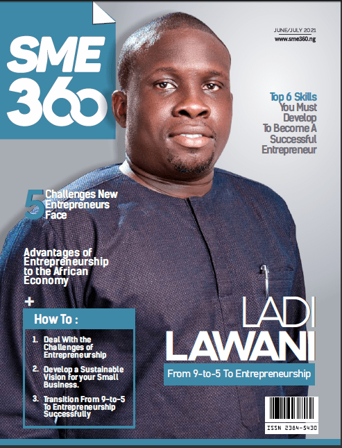 SME360 JUNE 2021 EDITION – FUELING YOUR ENTREPRENEURIAL DRIVE