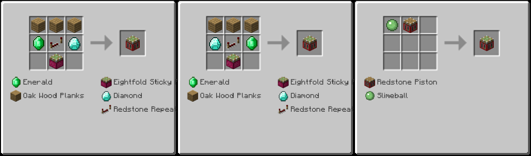 RedstoneStickyPiston