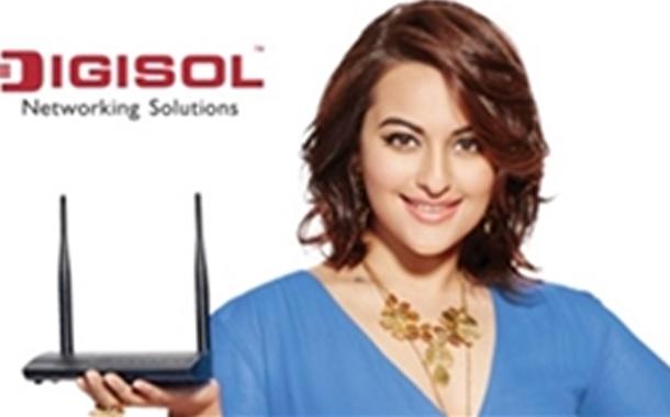 DIGISOL Introduces Sonakshi Sinha Brand Ambassador