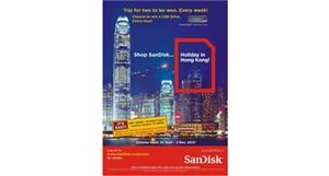 SanDisk Announces Six-week Campaign