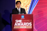 SANJIB MOHAPATRA, PUBLISHER, SME CHANNELS GIVING VOTE OF THANKS