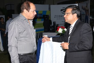 Sanjeev Bhavnani of Mentorpreneur in conversasation with Anil Jain of Progility Technologies Pvt. Ltd
