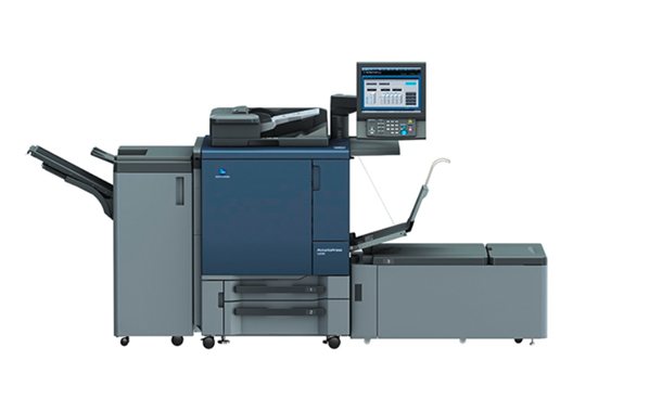 Konica Minolta reinforces industrial printing with Accurio Press C2070/2060
