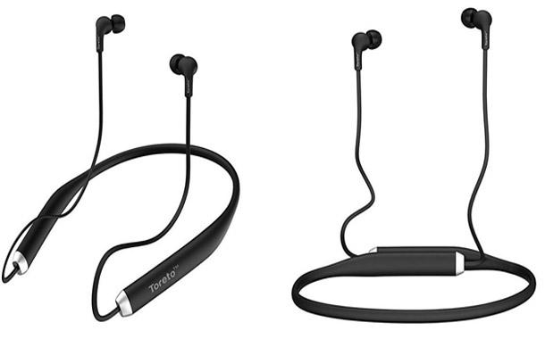 Toreto Blare Wireless Stereo Earbuds TBE-804
