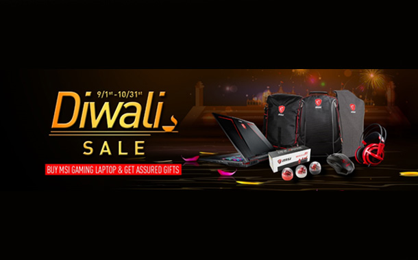 MSI offer Diwali Promotion