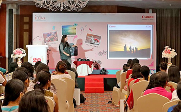 Canon taps Indian festive season with pan country Workshops