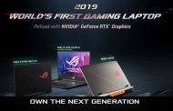 ASUS unveils latest ROG line up powered by NVIDIA GeForce RTX