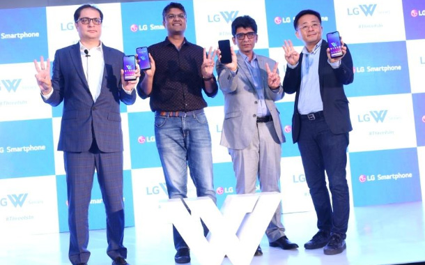 LG Launched Its New innovation as the part of W-Series