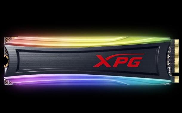 ADATA Launches XPG SPECTRIX S40G RGB Gaming SSD