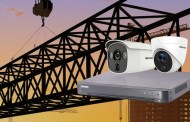 Forward Securities utilises Hikvision PIR-equipped cameras to secure valuable building site materials