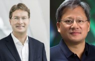 Mercedes-Benz and NVIDIA to Build Software-Defined Computing Architecture for Automated Driving