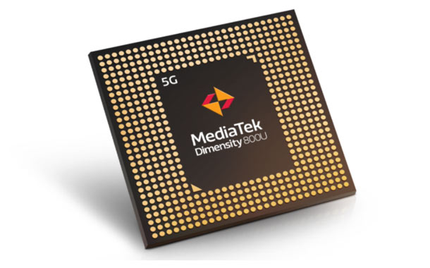 MediaTek Dimensity 800U Offers Ultra Connectivity and Advanced 5G Dual SIM Technology