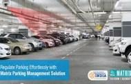 Matrix Parking Management Solution