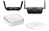 NETGEAR Wi-Fi 6E with New Nighthawk RAXE500 Tri-Band Wi-Fi Router at CES 2021