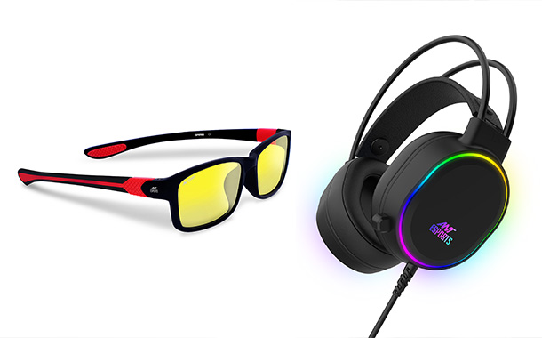 Ant Esports Launches 'GAMEi' Gaming Glasses and 'H1000' Gaming Headset in India