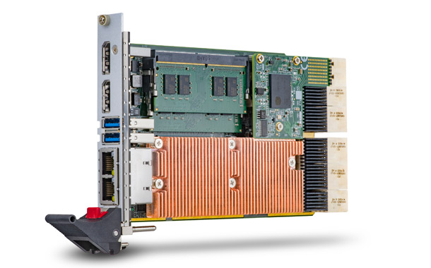 ADLINK Releases CompactPCI Serial Processor Blade Powered by 9th Gen Intel® Xeon®/Core™ i7 Processors