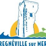 Commune REGNEVILLE-SUR-MER  Logo