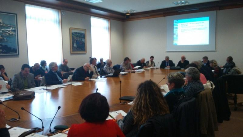 Assemblée du comité syndical, Saint Lô, 09 mars 2015 (@SMEL)