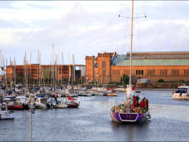 Port chantereyne et la Cité de la Mer