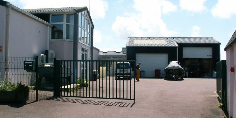 Centre expérimental du SMEL à Blainville sur Mer