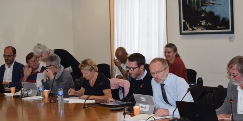 Comité syndical du 12 octobre 2017 (@SMEL)