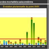 Crasville Mortalité Juvénile