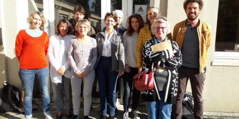 Membres du comité de pilotage du programme ESHANO (@SMEL)